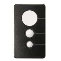 Wall Mount Remote- Three Button - 1