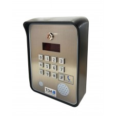 Multi Channel GSM Intercom with Access Control